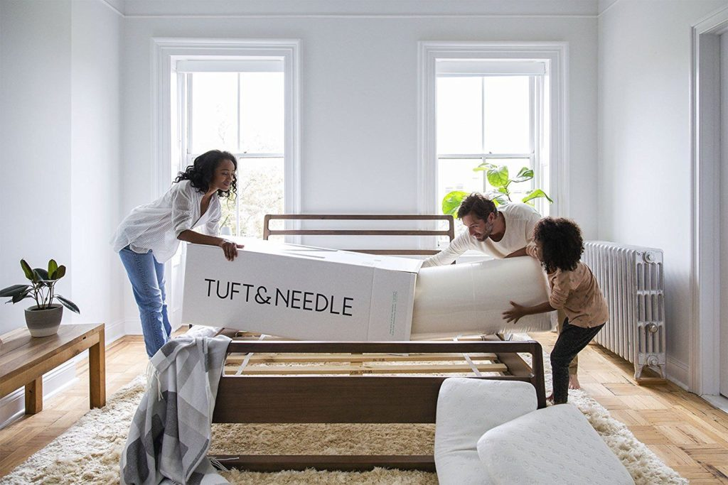 Tuft & Needle King Mattress Adaptive Foam Review 2019