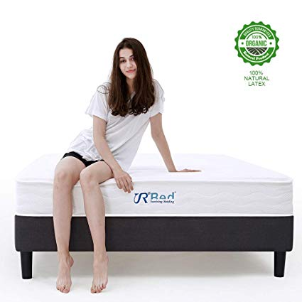 Sunrising Bedding 8 inch Queen Size Natural Latex Hybrid Coil Spring Mattress Review