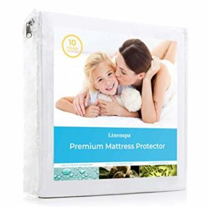 Linenspa Premium Smooth Fabric Mattress Protector review
