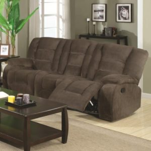 Coaster Home Casual Motion Sofa
