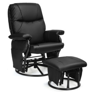 Merax Recliner with Ottoman