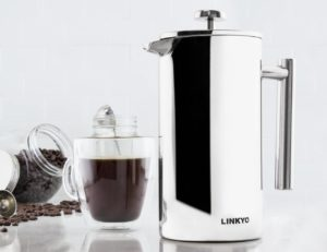 LINKYO French Press 2020