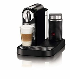 Nespresso Citiz D121-US4-BK-NE1 Review