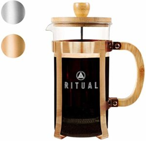 Ritual French Press 9-Cup Coffee Press Maker 2020