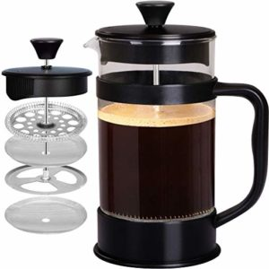 Utopia Kitchen Triple Filter 8 Cup French Press 2020