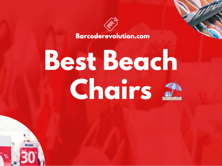 Best Beach Chairs [Reviews & Buyer's Guide]